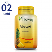 Abacaxi 500Mg 2X 60 Caps - Fitoway - Mkp000283000163