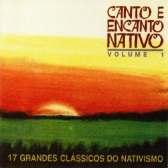 Canto E Encanto Nativo Vol. 1 - Cd Regional - Mkp000315007440