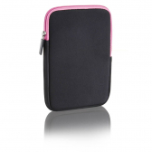 Case Neoprene 10'' Colors Preto E Rosa Multilaser Bo140 - Mkp000278000393