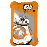 Case Para Tablet 7 Pol Star Wars Laranja Multilaser Pr940 - Mkp000278002961