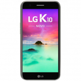 Celular Lg K10 Titanio 4G, Dual Chip, Tela 5.3'', 32Gb, Camera 13Mp E Frontal 5Mp | Lgm250Ds