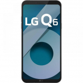 Celular Lg Q6 Lgm700Tv Platina - 4G, Dual Chip, Tela 5.5'', 32Gb, Tv Digital, Camera 13Mp E 5Mp