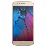 Celular Motorola Moto G5S Xt1792 Ouro - 4G, Dual Chip, Tela 5.2'', 32Gb, Camera 16Mp E 5Mp, Octa-Core 1.4Ghz, Sensor de Digital