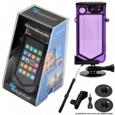 Estojo Go Adventure Para Iphone Modelo 4-4S Lilás Mkp000075000003