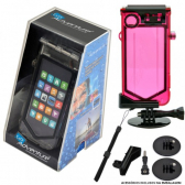 Estojo Go Adventure Para Iphone Modelo 5-5S Pink Mkp000075000008