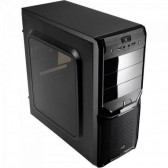 Gabinete Gamer Mid Tower V3X Window Preto Aerocool - Mkp000321002624