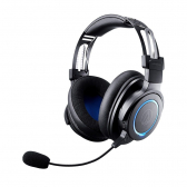 Headset Gamer Premium Bluetooth Usb Surround 7.1 Com Controle Pc Macs Audio-Technica Ath-G1Wl - Mkp000774000030