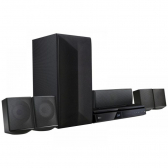 Home Theater Blu-Ray 3D Lhb625M, 1000W Bluetooth, 5.1 Canais Full Hd Upcalling - Lg