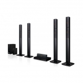 Home Theater Lg Blu-Ray 1000W Rms - Bluetooth, 5.1 Canais, Usb Rec, Sound Sync Wireless   Lhb655Nw Mkp000315005070