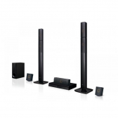 Home Theater Lg Blu-Ray 3D Lhb645 - 1000W Rms, Bluetooth, 5.1 Canais, Private Sound   Lhb645 Mkp000315005110