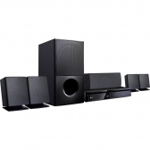 Home Theater Lg Lhd625, Bluetooth, Radio Fm, Hdmi, Usb, Full Hd, Up-Scaling, 5.1, Dvd - Bivolt Mkp000335000346