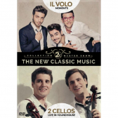 Il Volo & 2 Cellos The New Classic Music - Dvd Clássica - Mkp000315006859