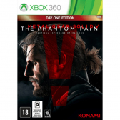Jogo Metal Gear Solid 5 The Phantom Pain - Day One Edition - Xbox 360 Mkp000315002693