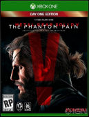Jogo Metal Gear Solid 5 The Phantom Pain - Day One Edition - Xbox One Mkp000315000626