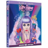 Katy Parry O Filme: Part Of Me - Blu Ray + 3D Pop - Mkp000315004340