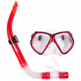 Kit Máscara + Snorkel Leader Ld296 - Mkp000028000528