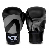 Kit Treino Boxe Preto Acte Sports 10Oz - Mkp000384000407