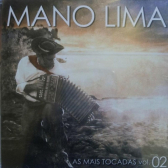 Mano Lima As Mais Tocadas Vol. 2 Cd Regional - Mkp000315007915