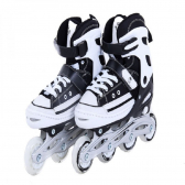 Patins All Style Street Rollers (M) Preto Bel Sports - Mkp000249001942