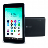 Tablet 7Pol. Quadcore 1Gb 8Gb Android 8.1 Go Preto Everex - Mkp000535000148