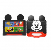Tablet Infantil Nb314 Mickey Mouse Plus Quadcore Wi-Fi Tela 7