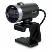 Webcam Cinema Usb Preta Microsoft H5D00013 - Mkp000278003599